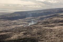 Pu'u Ō'ō lava flows