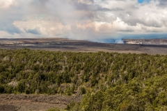 Towards Kilauea Crater