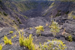 Puhimau crater