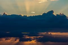 Waimea Bay sunset