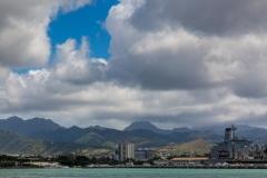 Across Pearl Harbor