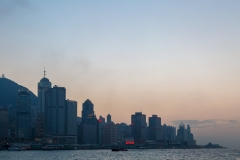 Central from the Star Ferry