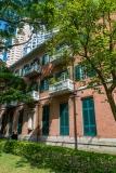 Historic apartment buildings