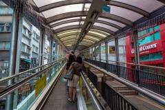 Mid-Levels escalators