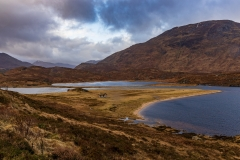 West end of Loch Affric