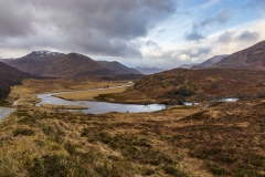 Glens Affric and na Ciche