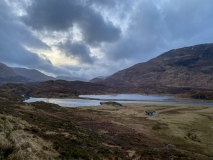 West end of Loch Affric