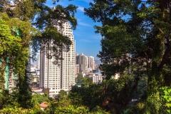 View from Bukit Nanas