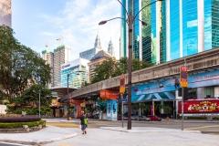 Bukit Bintang street
