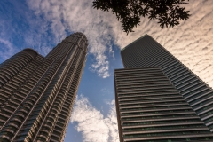 Petronas and Marc Residence Towers