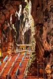 Steps to Lord Murugan temple