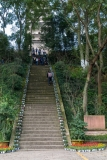 Steps to Lingbao Pagoda