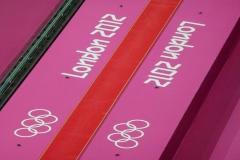 London 2012 gymnastics