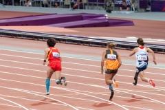 Womens 100m T44