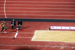 Womens Long Jump F46