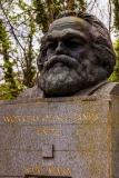 Karl Marx tomb
