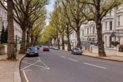 Holland Park street