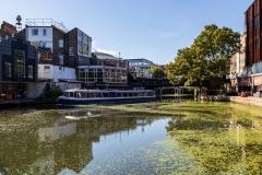 Hawley Locks, Regents Canal