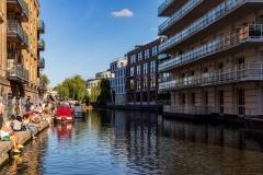 Camden Lock, Regents Canal