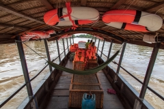 Cruising the Mekong Delta