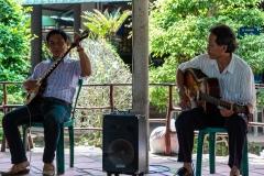 Mekong musician