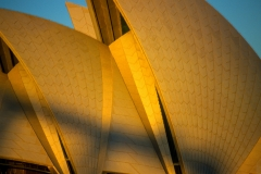 Evening over the Opera House