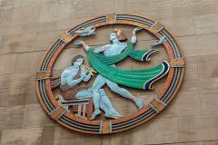 Rockefeller Centre sculpture