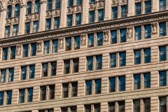 Midtown building facade