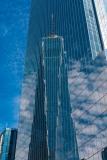 One World Trade Center reflection