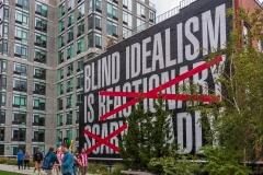 High Line street art