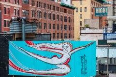 Chelsea streetart