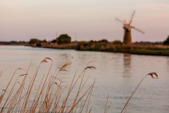 St. Benet's Level drainage mill