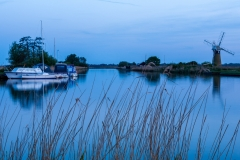 River Thurne Dusk