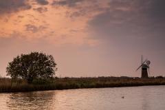 Thurne River Sunset