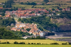 Robin Hood's Bay village