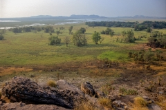 Kakadu National Park from Toad Rock
