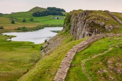 Hadrian's Wall and Craig Lough