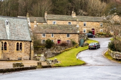 Blanchland cottages