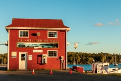 Old Freight Shed, Baddeck