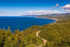 Cape Breton Highlands coast