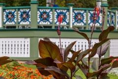 Public Gardens bandstand