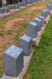 Titanic gravestones