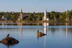 Mahone Bay view