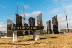 Fishermen's Memorial, Lunenburg