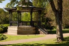 Pavilion Gardens Bandstand