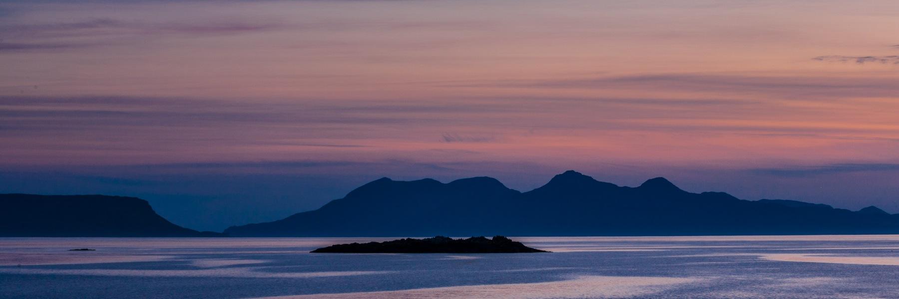 Camusdarach sunset