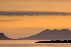 Camusdarach sunset