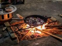 Traditional Dzay cooking