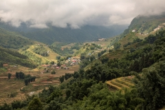 Muong Hoa Valley, North West Vietnam