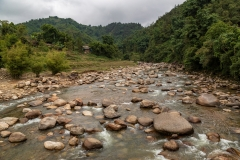 River, Muong Hoa Valley